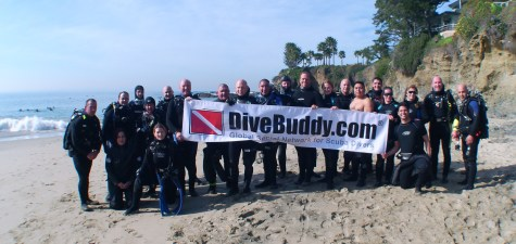 DiveBuddy.com Group Photo