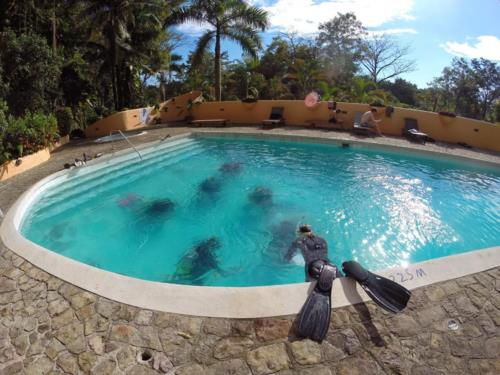 The PADI IDC is almost over....