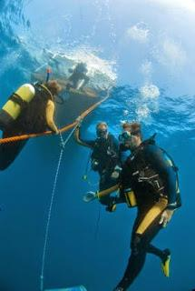 Descent Checks - Vital on Every Dive
