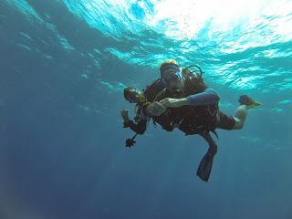 Thailand Divemaster Course - the final days of first sessions...
