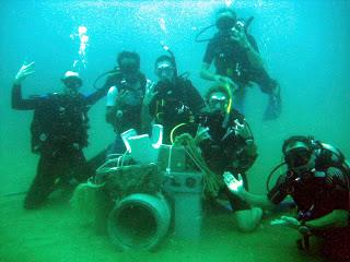 Wicked Diving - Improving our world one dive at a time...