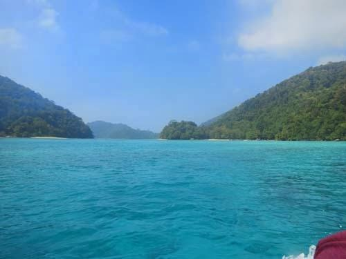 New Years diving - Similan Islands