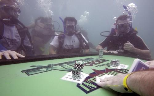 Fun Underwater Scuba Diver Games and Challenges