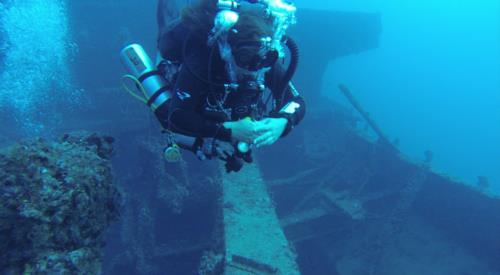 My Hydro Atlantic dive – Dec 7, 2013