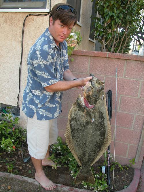 Halibut Hunting: California Seminar