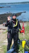Stephanie from Greenland NH | Scuba Diver