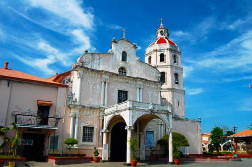 Churches of Pampanga Philippines
