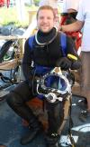 Patrick from Essex Junction VT | Scuba Diver