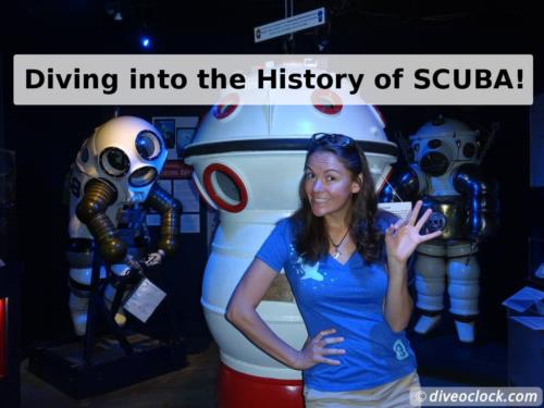 Diving into the History of SCUBA!