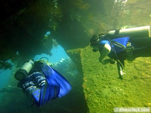 Diving the Liberty Wreck in Tulamben, Bali!