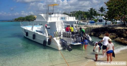 SCUBA diving around Bayahibe & Saona Island, Dominican Republic!