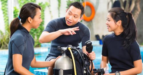 Search PADI & SSI Dive Instructor Courses