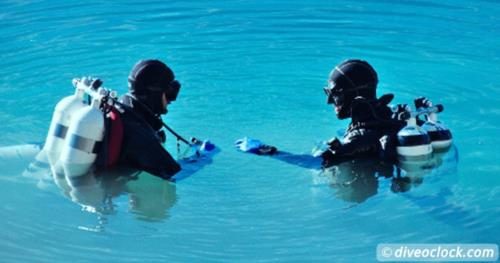 Having Fun while Learning Technical Diving!