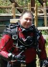 Looking for dive buddy PDRA Charlotte Friday 14th