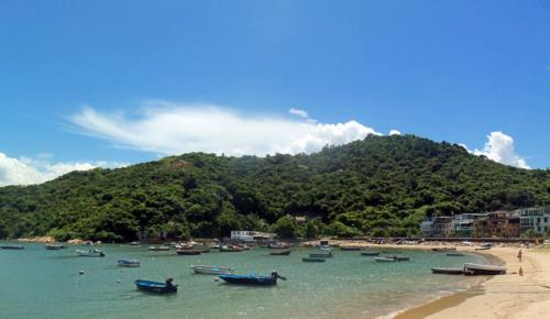 Great Dive Sites in Hong Kong