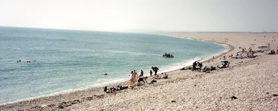 Chesil Cove - Cove
