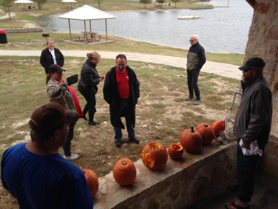 Wheeler Branch Lake - Contest Tally