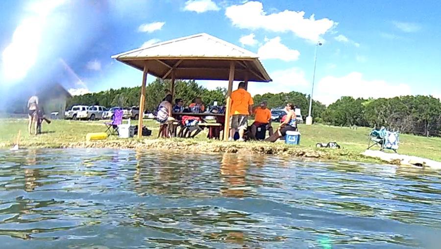 Wheeler Branch Lake - 1