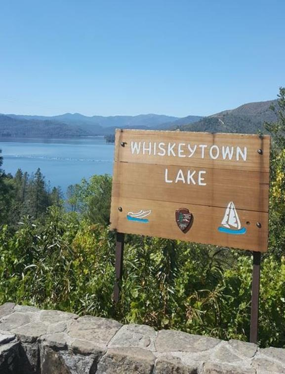 Whiskeytown Lake - At the Lake