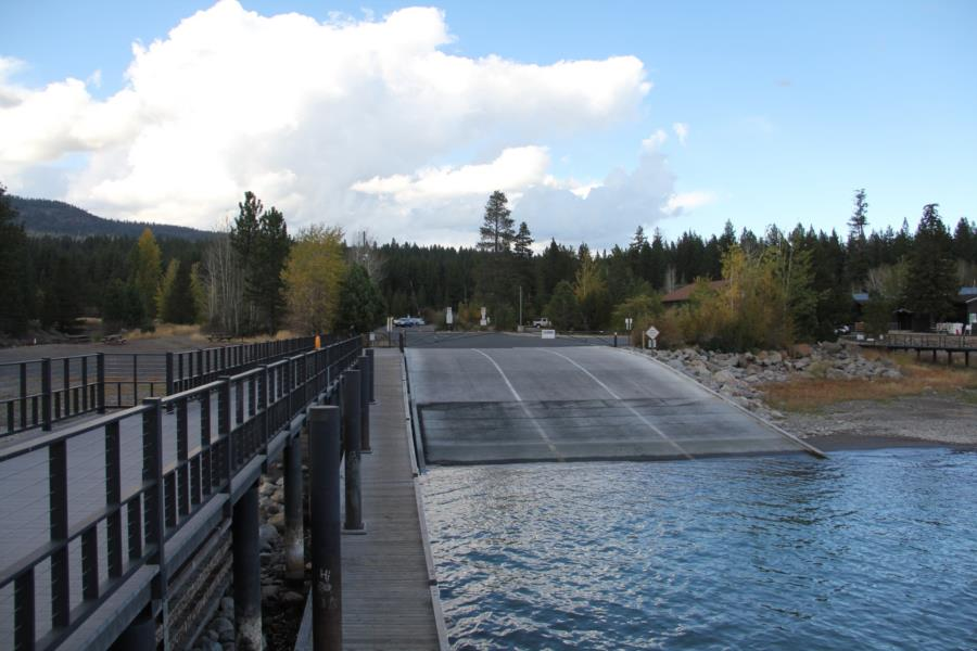 Lake Forest Coast Guard Pier - Lake Forest Pier and Ramp at Lake Tahoe