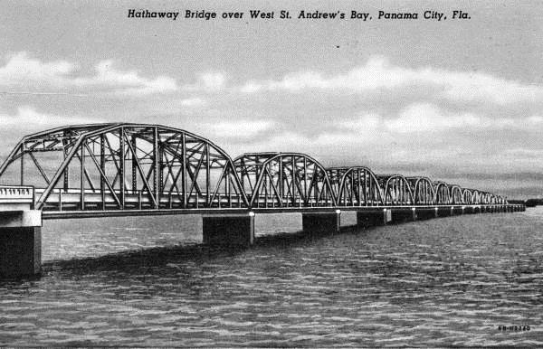 Hathaway Bridge Span #5 - Old Hathaway Bridge