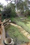 Cave system walkway - SantaFeSandy