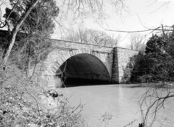 Little Hunting Creek - Little Hunting Creek Bridge