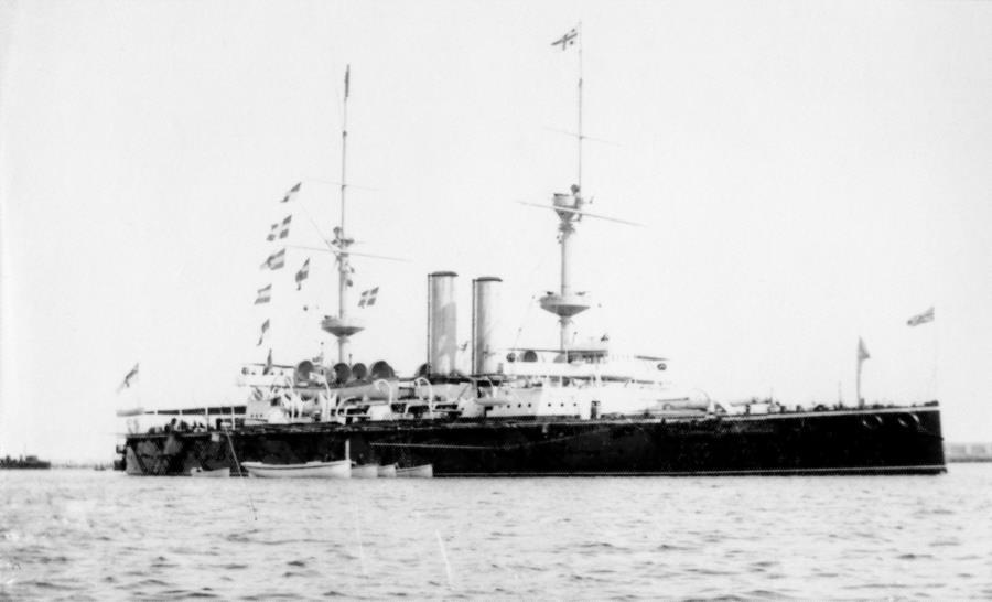 HMS Hood - HMS Hood in its day