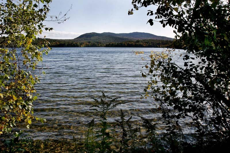 Dublin Lake - Dublin lake, Monadnock mountain