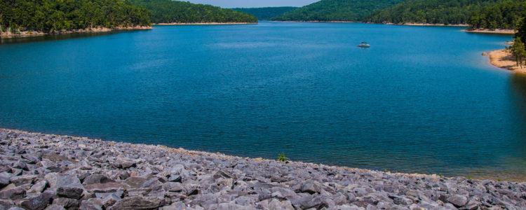 Blakely Mountain Dam - Lake Ouachita - Lake Ouachita Blakely Mountain Dam