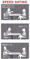 Speed Dating Scuba Style