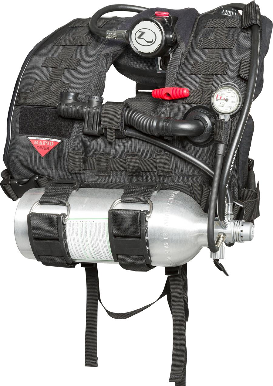 Zeagle Rapid Diver Bcd Reg Tank Combo Have You Tried One