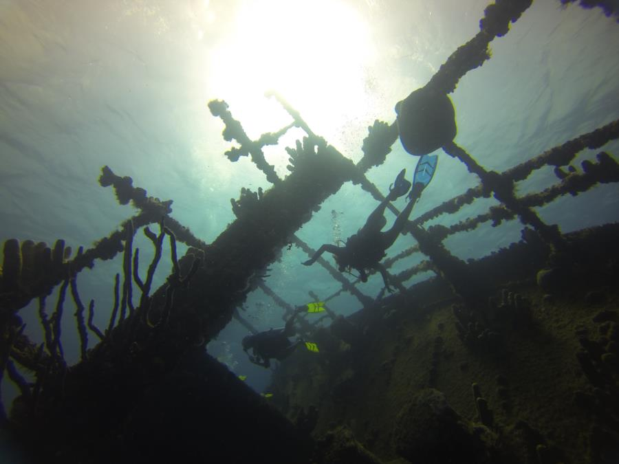 Antilla wreck, Oct 2013