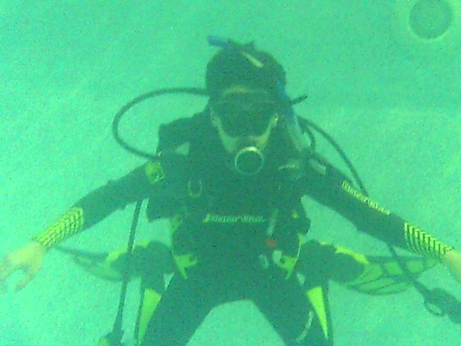 Refresher dive