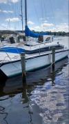 my Gemini catamaran - treemandiver