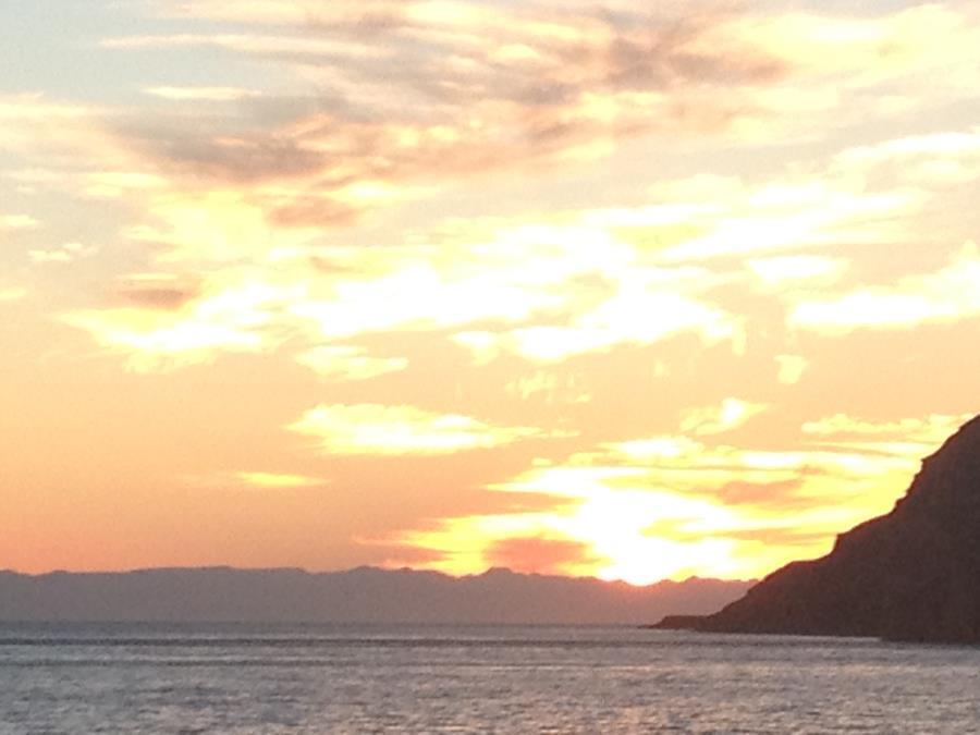 Tortuga Island Sunset