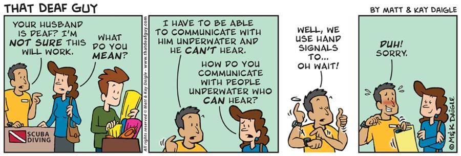 That Deaf Guy