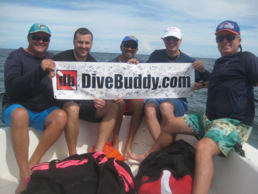 Dive Buddies 9.10.16