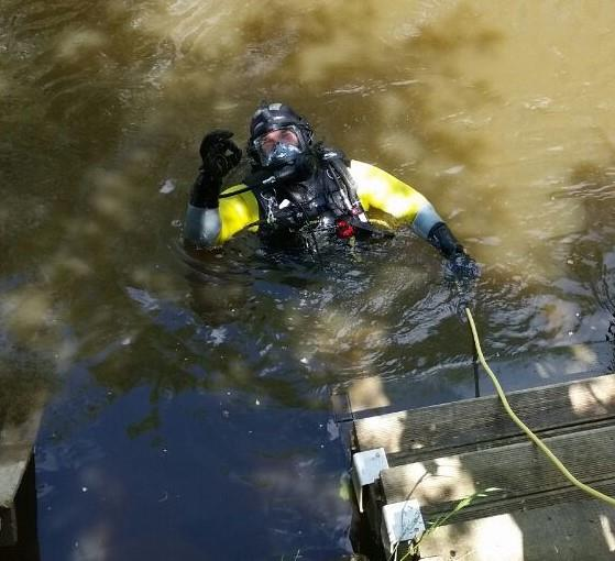 In the current - search and rescue training