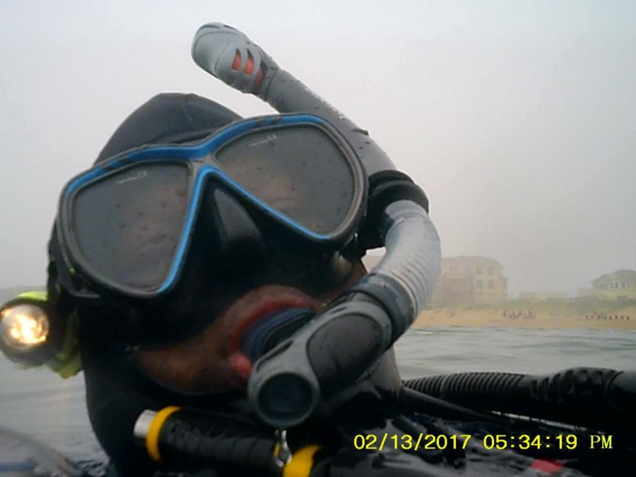 Dive Selfie 2