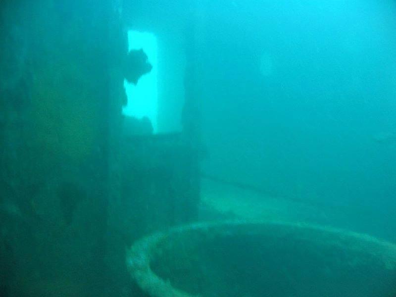 On the Indra Wreck
