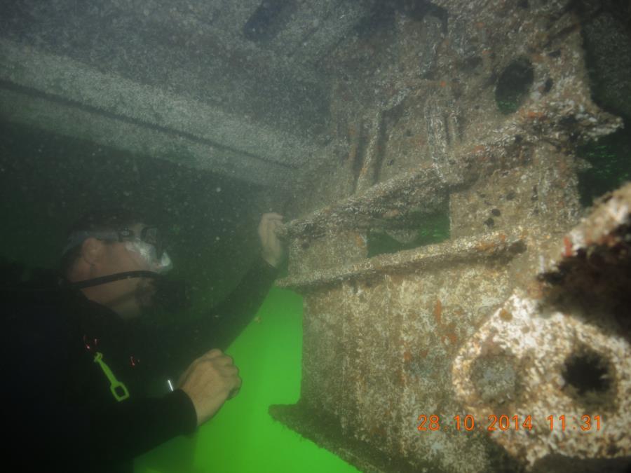 Under Pier 3