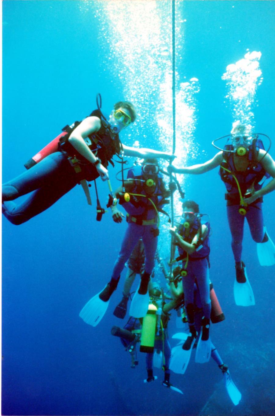 Diving the Zenobia