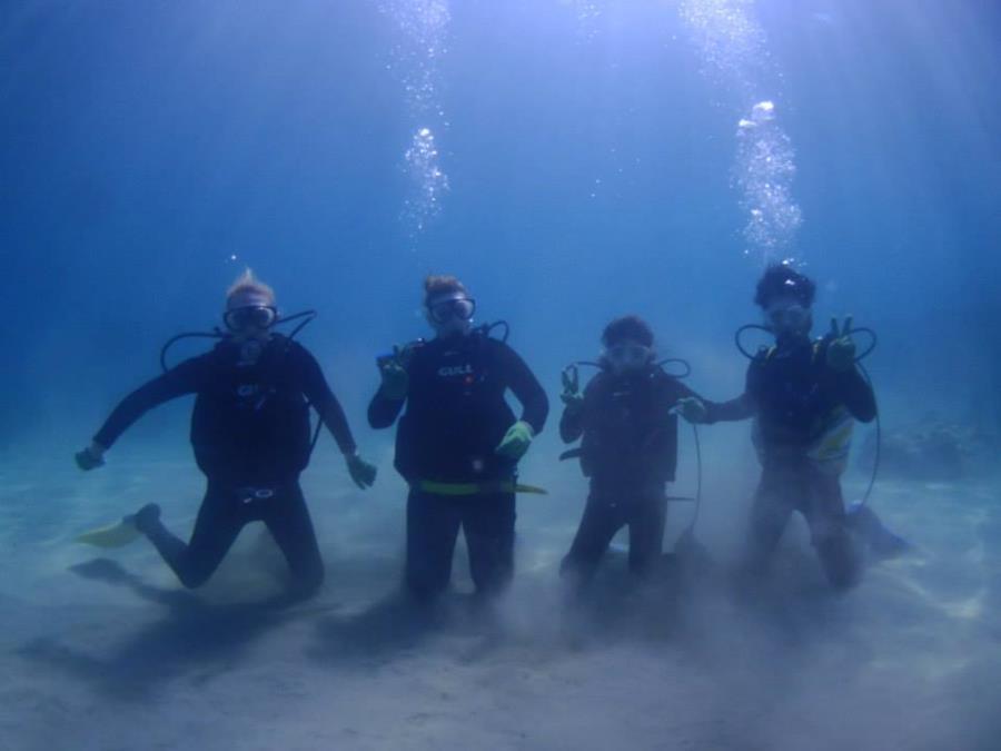 Yakushima Dive 1