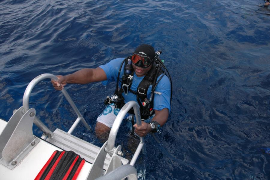 Nesher - Cayman Brac - Jul 2014