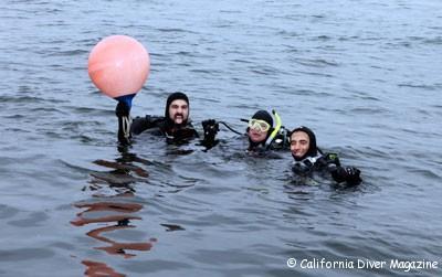 Preparations Continue for 1000-Mile Scuba Dive