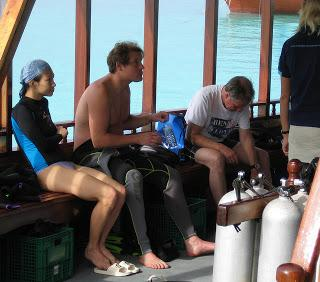 Making the Most of Your Day on a Dive Boat