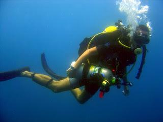 THE HEART OF A SOLO DIVER: Once unheard of, Solo Diving is starting to gain acceptance