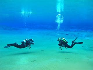 Diving with a buddy - are you liable if anything goes wrong?