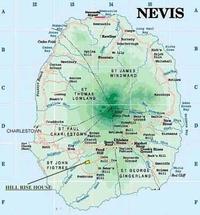 Sunken Ferry - Nevis, West Indies